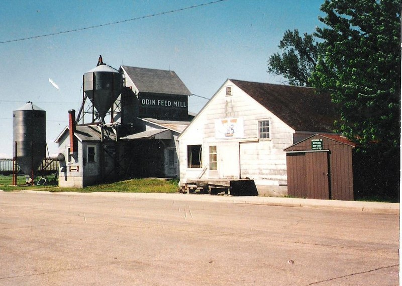 The Odin Mill before the renovations.